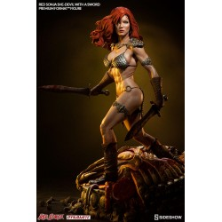 Premium Format Red Sonja She-Devil with a Sword