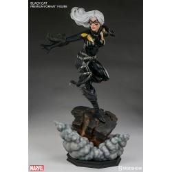 Marvel Comics Estatua Premium Format Black Cat