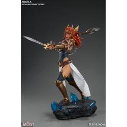Guardianes de la Galaxia Estatua Premium Format Angela