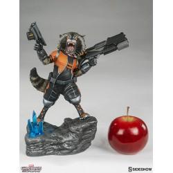 Guardianes de la Galaxia Estatua Premium Format Rocket Raccoon