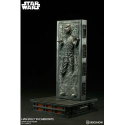 Star Wars Figura 1/6 Han Solo en Carbonita