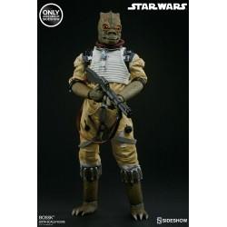 Star Wars Figura 1/6 Bossk Sideshow Exclusive