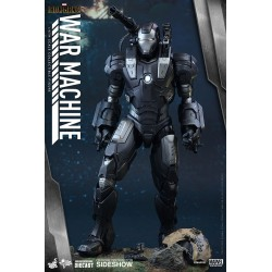 Iron Man 2 Figura Movie Masterpiece Diecast 1/6 War Machine