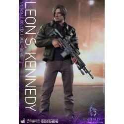 Resident Evil 6 Figura Videogame Masterpiece 1/6 Leon S Kennedy
