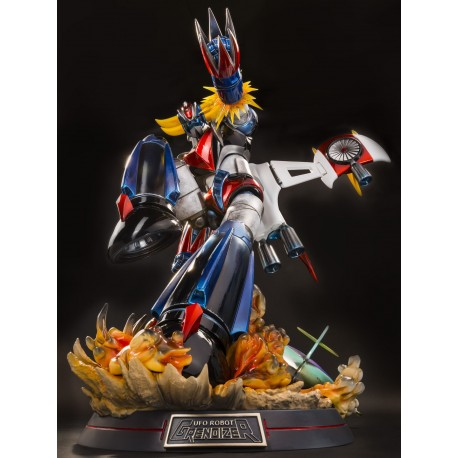 UFO Robot Grendizer HQS Plus Ultra Collector Edition