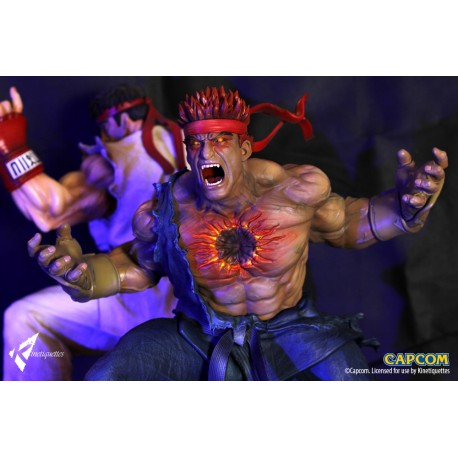 The Beast Unleashed - Evil Ryu