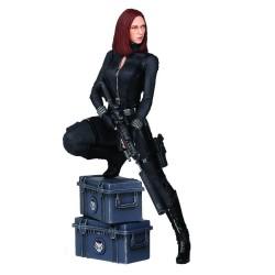 Capitán América El Soldado de Invierno Estatua Black Widow
