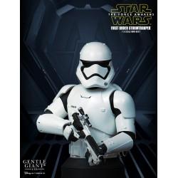 Star Wars Episode VII Busto 1/6 First Order Stormtrooper Deluxe MB