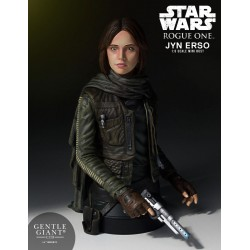 Star Wars Rogue One Busto 1/6 Jyn Erso (Seal Commander)
