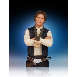 Star Wars Busto 1/6 Han Solo Hero of Yavin