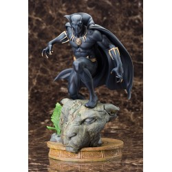 Marvel Comics Fine Art Estatua 1/6 Black Panther