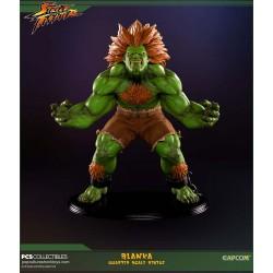 Street Fighter Estatua 1/4 Blanka 43 cm
