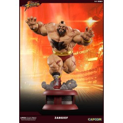 Street Fighter V Estatua 1/4 Zangief
