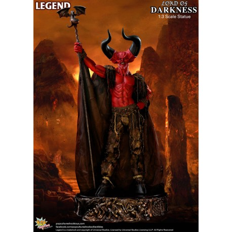 Legend: Lord of Darkness 1:3 scale statue