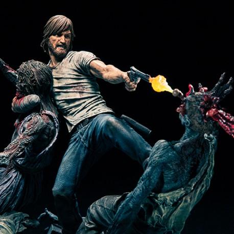 The Walking Dead Comic: Rick Grimes Resin Statue McFarlane