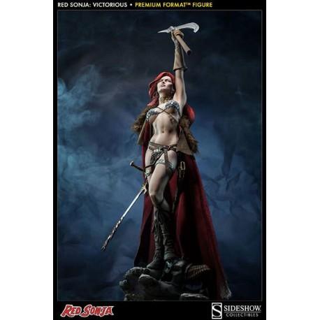 Red Sonja Estatua Premium Format Red Sonja