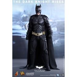 Batman The Dark Knight Rises Bruce Wayne + BONUS