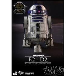 Star Wars Episode VII Figura Movie Masterpiece 1/6 R2-D2