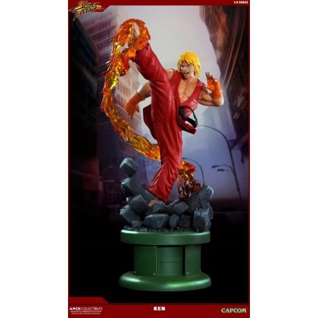 Street Fighter IV Estatua 1/4 Ken