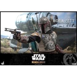 Boba Fett Star Wars The Mandalorian Figura 1/6