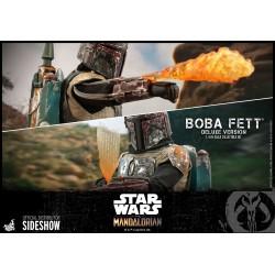 Boba Fett Deluxe Pack de 2 Figuras 1/6 Star Wars The Mandalorian