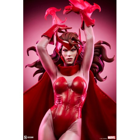 Scarlet Witch Premium Format Marvel