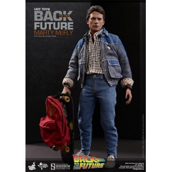 Marty McFly Sixth Scale Figure by Hot Toys