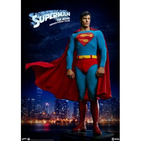 Superman: The Movie Estatua Premium Format