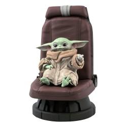 The Child in Chair Star Wars The Mandalorian Estatua Premier Collection 1/2