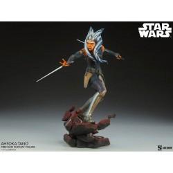 Ahsoka Tano Star Wars Estatua Premium Format 1/4