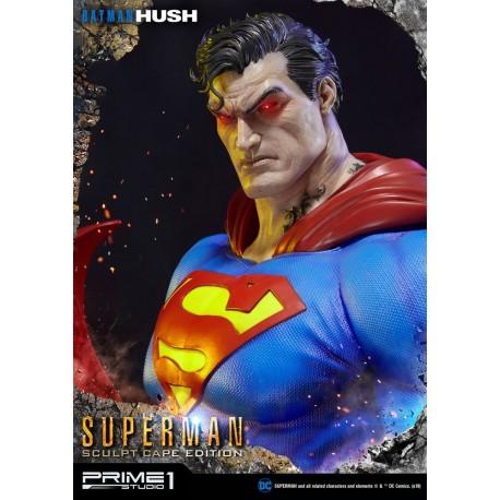 Superman Sculpt Cape Edition - Batman Hush Estatua 1/3