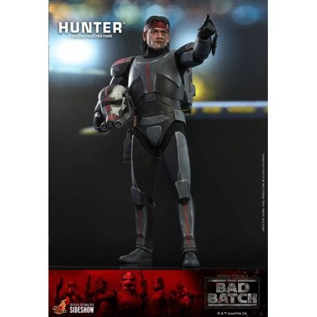 Hunter Star Wars: La remesa mala Figura 1/6