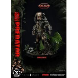 Jungle Hunter Predator Deluxe Bonus Version Predator Estatua Museum Masterline 1/3