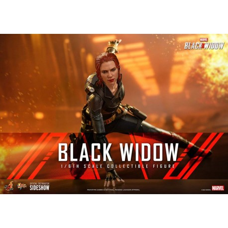 Black Widow Figura Movie Masterpiece 1/6