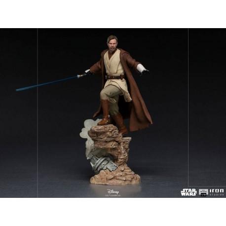 Obi-Wan Kenobi Star Wars Estatua 1/10 Deluxe BDS Art Scale