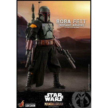 Boba Fett (Repaint Armor) Star Wars The Mandalorian Figura 1/6