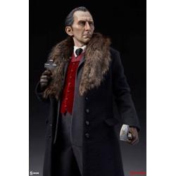 Van Helsing (Peter Cushing) - Dracula Estatua Premium Format