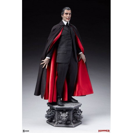 Dracula (Christopher Lee) Estatua Premium Format