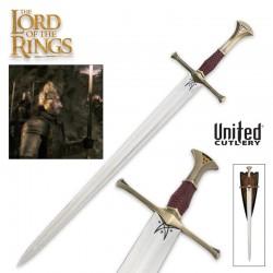 UC2598 Espada de Isildur - El Señor de los Anillos Réplica 1/1