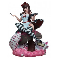 Alice in Wonderland Game of Hearts Edition Fairytale Fantasies Collection