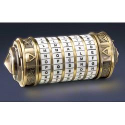 El Código da Vinci - Réplica Mini Cryptex
