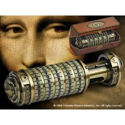 El Código da Vinci Réplica 1/1 Cryptex