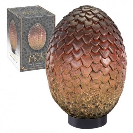 Juego de Tronos Réplica Huevo de Dragon Drogon