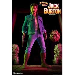 Jack Burton Sideshow Exclusive