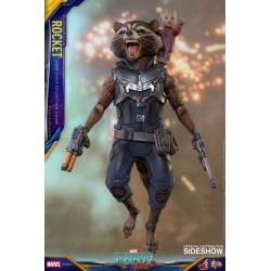 Guardianes de la Galaxia Vol. 2 Figura Movie Masterpiece 1/6 Rocket