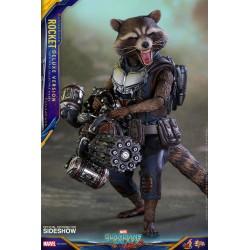 Guardianes de la Galaxia Vol. 2 Figura Movie Masterpiece 1/6 Rocket Deluxe Ver.