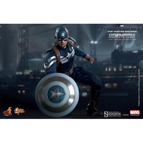 Captain America – Stealth S.T.R.I.K.E. Suit