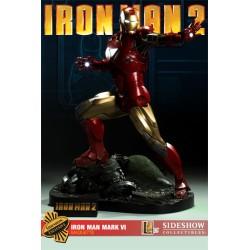 Iron Man 2 Maquette Iron Man Mark VI