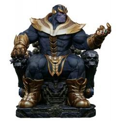 Marvel Comics Estatua Thanos on Throne