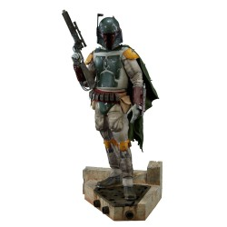 Star Wars Episode VI Estatua Premium Format Boba Fett